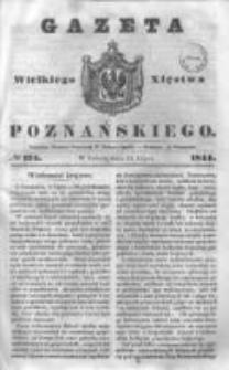 Gazeta Wielkiego Xięstwa Poznańskiego 1844.07.27 Nr174