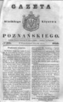 Gazeta Wielkiego Xięstwa Poznańskiego 1844.07.29 Nr175