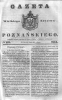 Gazeta Wielkiego Xięstwa Poznańskiego 1844.07.31 Nr177