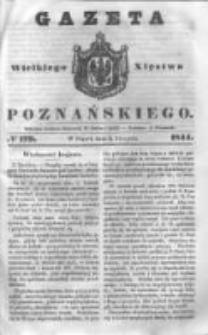 Gazeta Wielkiego Xięstwa Poznańskiego 1844.08.02 Nr179