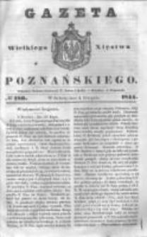 Gazeta Wielkiego Xięstwa Poznańskiego 1844.08.03 Nr180