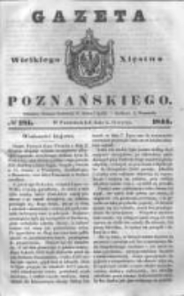 Gazeta Wielkiego Xięstwa Poznańskiego 1844.08.05 Nr181