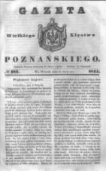 Gazeta Wielkiego Xięstwa Poznańskiego 1844.08.06 Nr182