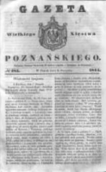 Gazeta Wielkiego Xięstwa Poznańskiego 1844.08.09 Nr185