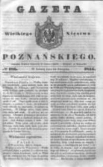 Gazeta Wielkiego Xięstwa Poznańskiego 1844.08.10 Nr186