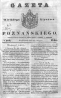 Gazeta Wielkiego Xięstwa Poznańskiego 1844.08.13 Nr188
