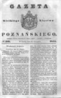 Gazeta Wielkiego Xięstwa Poznańskiego 1844.08.14 Nr189