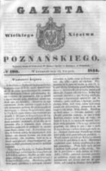 Gazeta Wielkiego Xięstwa Poznańskiego 1844.08.15 Nr190