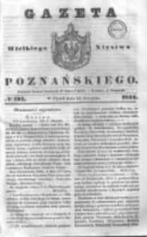 Gazeta Wielkiego Xięstwa Poznańskiego 1844.08.16 Nr191