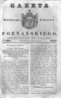 Gazeta Wielkiego Xięstwa Poznańskiego 1844.08.21 Nr195