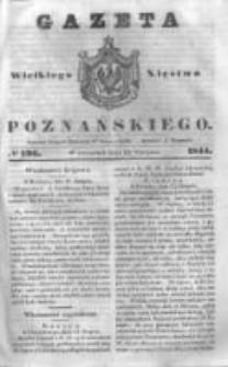 Gazeta Wielkiego Xięstwa Poznańskiego 1844.08.22 Nr196