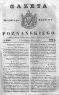 Gazeta Wielkiego Xięstwa Poznańskiego 1844.08.24 Nr198