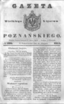 Gazeta Wielkiego Xięstwa Poznańskiego 1844.08.26 Nr199