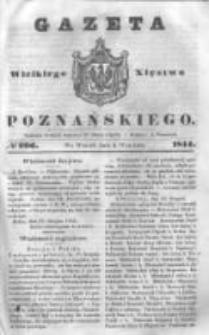 Gazeta Wielkiego Xięstwa Poznańskiego 1844.09.03 Nr206