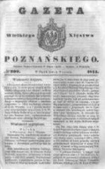 Gazeta Wielkiego Xięstwa Poznańskiego 1844.09.06 Nr209