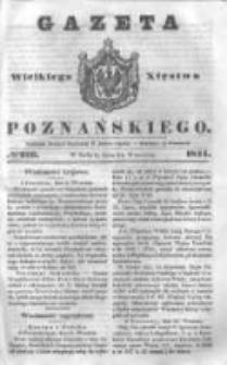 Gazeta Wielkiego Xięstwa Poznańskiego 1844.09.14 Nr216