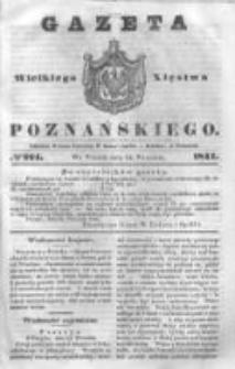 Gazeta Wielkiego Xięstwa Poznańskiego 1844.09.24 Nr224