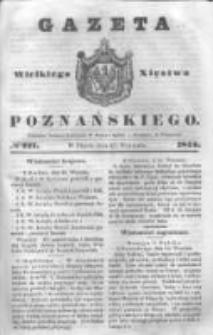 Gazeta Wielkiego Xięstwa Poznańskiego 1844.09.27 Nr227