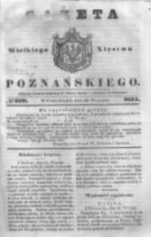 Gazeta Wielkiego Xięstwa Poznańskiego 1844.09.30 Nr229