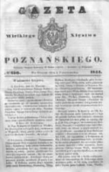 Gazeta Wielkiego Xięstwa Poznańskiego 1844.10.01 Nr230