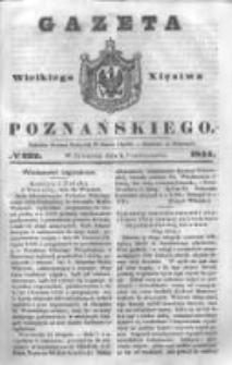 Gazeta Wielkiego Xięstwa Poznańskiego 1844.10.03 Nr232