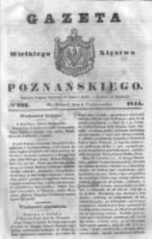 Gazeta Wielkiego Xięstwa Poznańskiego 1844.10.08 Nr236