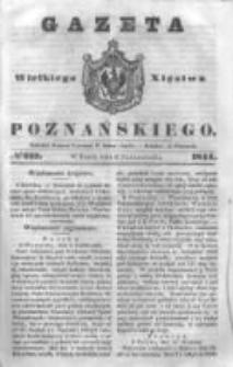 Gazeta Wielkiego Xięstwa Poznańskiego 1844.10.09 Nr237