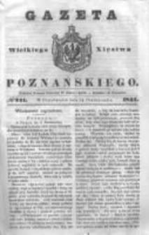 Gazeta Wielkiego Xięstwa Poznańskiego 1844.10.14 Nr241