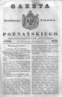 Gazeta Wielkiego Xięstwa Poznańskiego 1844.10.15 Nr242