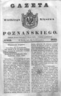 Gazeta Wielkiego Xięstwa Poznańskiego 1844.10.16 Nr243