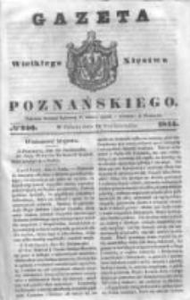 Gazeta Wielkiego Xięstwa Poznańskiego 1844.10.19 Nr246