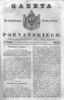 Gazeta Wielkiego Xięstwa Poznańskiego 1844.10.24 Nr250