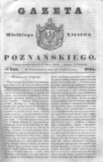 Gazeta Wielkiego Xięstwa Poznańskiego 1844.10.28 Nr253