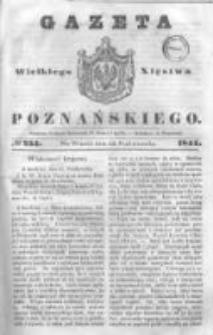 Gazeta Wielkiego Xięstwa Poznańskiego 1844.10.29 Nr254