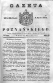 Gazeta Wielkiego Xięstwa Poznańskiego 1844.10.30 Nr255