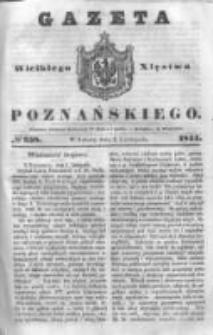Gazeta Wielkiego Xięstwa Poznańskiego 1844.11.02 Nr258