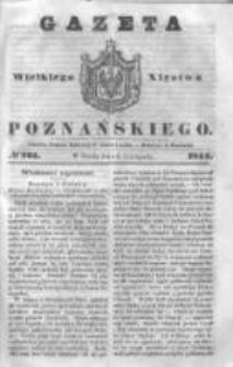 Gazeta Wielkiego Xięstwa Poznańskiego 1844.11.06 Nr261