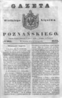 Gazeta Wielkiego Xięstwa Poznańskiego 1844.11.09 Nr264