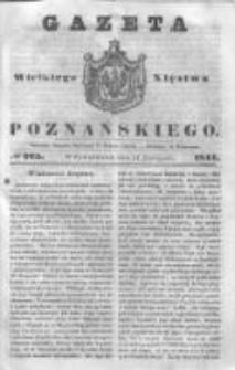 Gazeta Wielkiego Xięstwa Poznańskiego 1844.11.11 Nr265