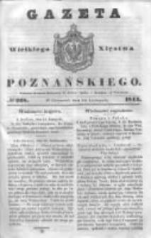 Gazeta Wielkiego Xięstwa Poznańskiego 1844.11.14 Nr268
