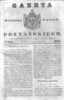 Gazeta Wielkiego Xięstwa Poznańskiego 1844.11.15 Nr269