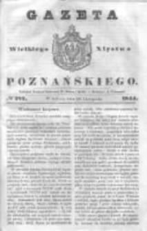 Gazeta Wielkiego Xięstwa Poznańskiego 1844.11.30 Nr282