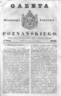 Gazeta Wielkiego Xięstwa Poznańskiego 1844.12.04 Nr285