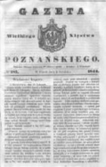 Gazeta Wielkiego Xięstwa Poznańskiego 1844.12.06 Nr287