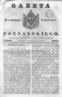 Gazeta Wielkiego Xięstwa Poznańskiego 1844.12.09 Nr289
