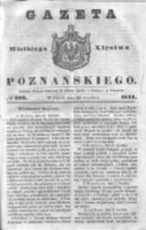 Gazeta Wielkiego Xięstwa Poznańskiego 1844.12.20 Nr299