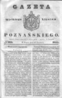 Gazeta Wielkiego Xięstwa Poznańskiego 1844.12.27 Nr303