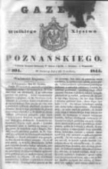 Gazeta Wielkiego Xięstwa Poznańskiego 1844.12.28 Nr304