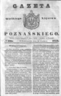 Gazeta Wielkiego Xięstwa Poznańskiego 1844.12.30 Nr305