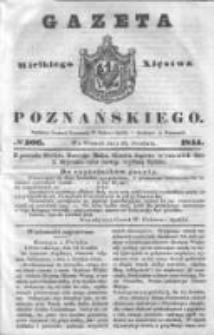 Gazeta Wielkiego Xięstwa Poznańskiego 1844.12.31 Nr306